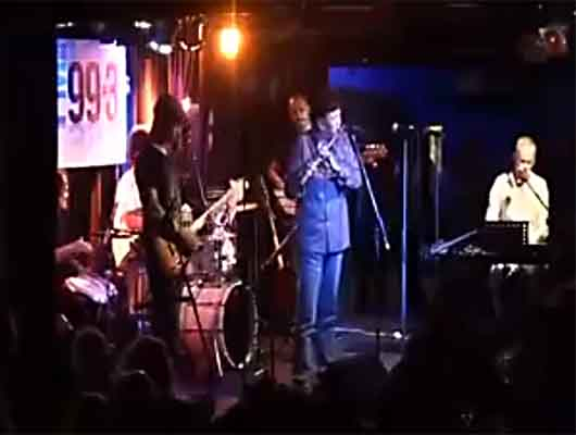 Andrew Oh and Lionel Robinson Live At The Basement