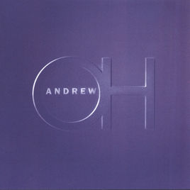 Andrew Oh's CD Cover - Andrew Oh