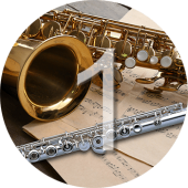 Saxophone and flute lessons for beginners
