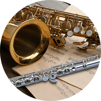 Sax and Flute Lessons